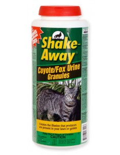 Shake-Away Coyote/Fox Urine Granules