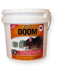 Kaput Doom Rodent Bait