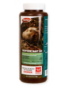 Martin's Gopher Bait 50 (715992)