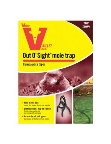 Victor Out O' Sight Mole Trap (VICOUTOFSIGHT)