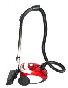 Atrix Lil' Red HEPA Vacuum (AHSC1)