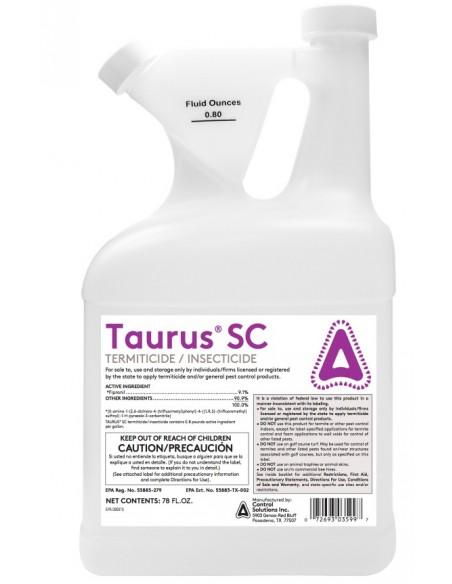 Taurus SC Termiticide Insecticide 78 oz