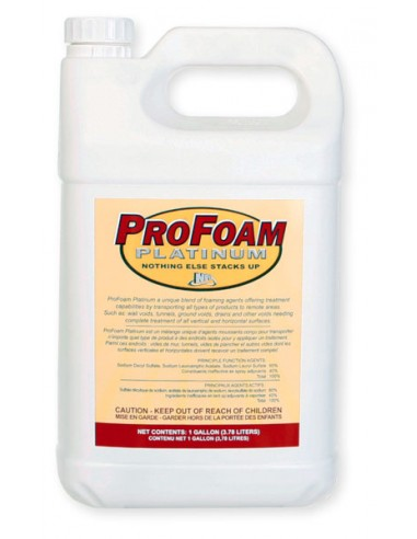 ProFoam Platinum Concentrate
