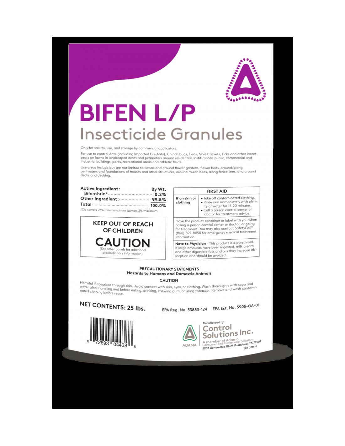 Bifen Lp Insecticide Granules
