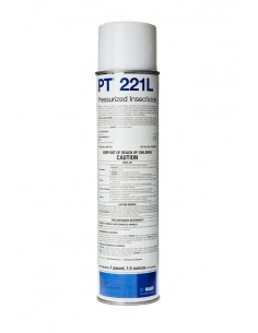 PT 221L Pressurized Insecticide