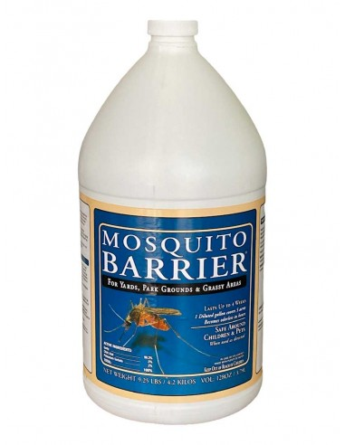 Mosquito Barrier Garlic Concentrate Spray For Mosquitoes