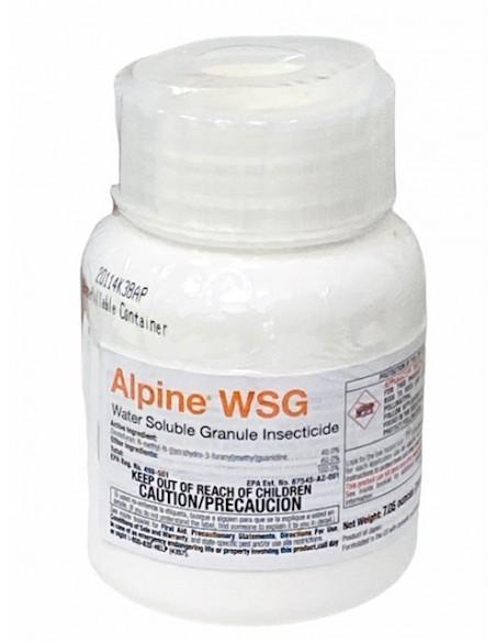 Alpine 200 Gram Jar