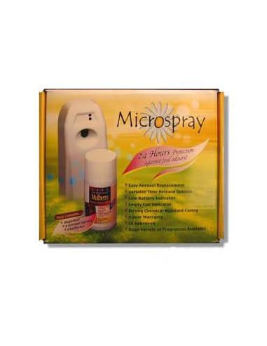 MicroSpray Aerosol Pak