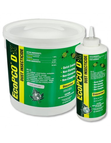 EcoPCO D-X Dust Insecticide