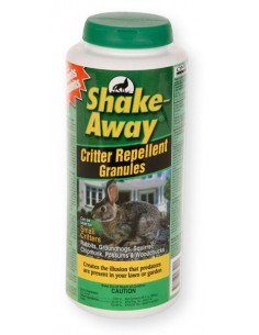 Shake-Away Small Critter Repellent Granules