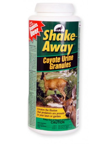 Shake-Away Coyote Urine Granules
