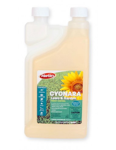 Cyonara Lawn and Garden Insecticide