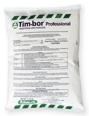 Tim-bor Professional Insecticide and Fungicide Dust 1.5lb