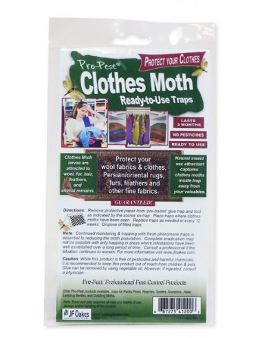 Pro-Pest Clothes Moth Trap