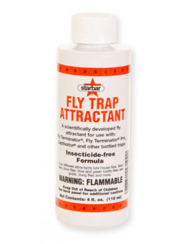 Fly Terminator Patented Fly Attractant