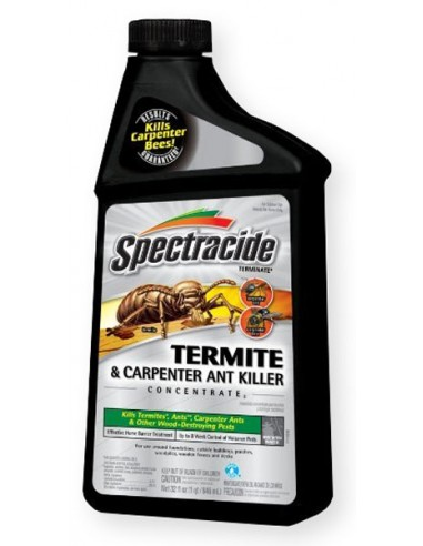 Spectracide Termite and Carpenter Ant Killer Concentrate