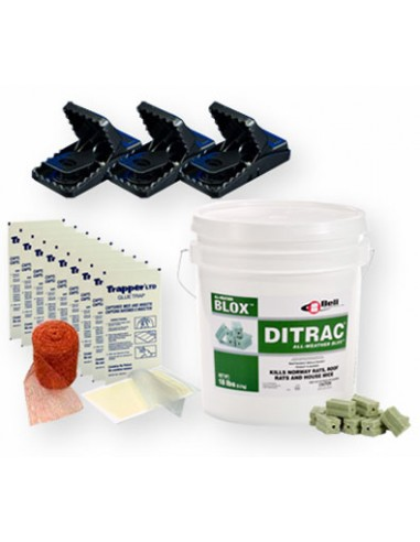 House Mouse Mice and Rat Control Kit