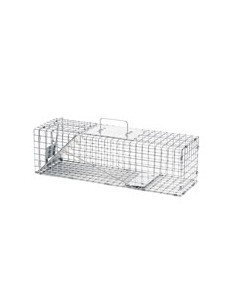 Havahart One Door Rabbit and Squirrel Trap 1078