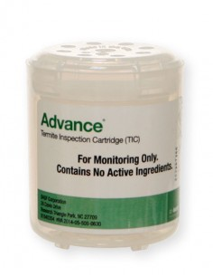 Advance Termite Inspection Cartridge (TIC)