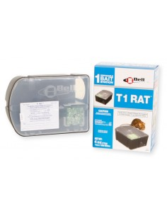 Bell T1 Disposable Rat Bait Station