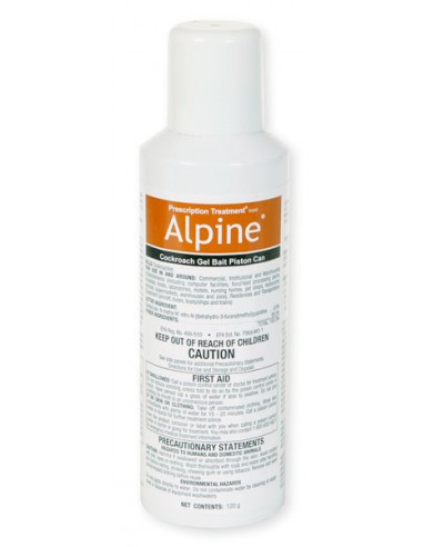 Alpine Cockroach Gel Bait Piston Can