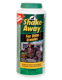 Shake Away Fox Urine Granules