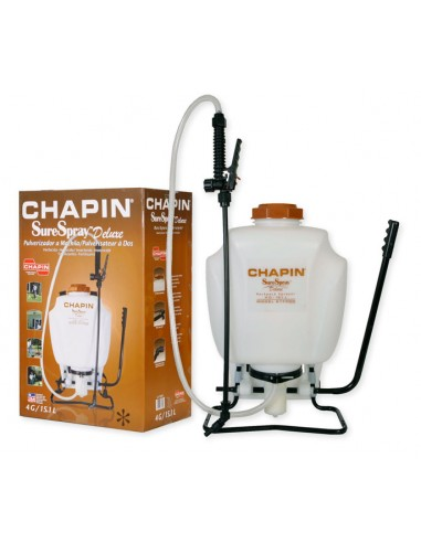 Chapin Sure Spray Deluxe Back Pack Sprayer