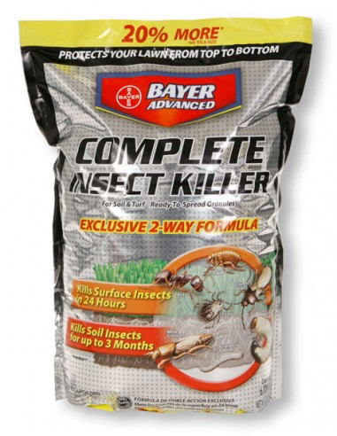 Bayer Advanced Complete Insect Killer Granules