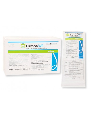Demon WP - 4 Water Soluble Sachets