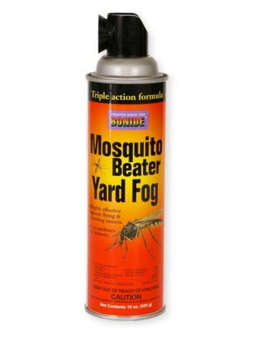 Mosquito Beater Yard Fog Aerosol