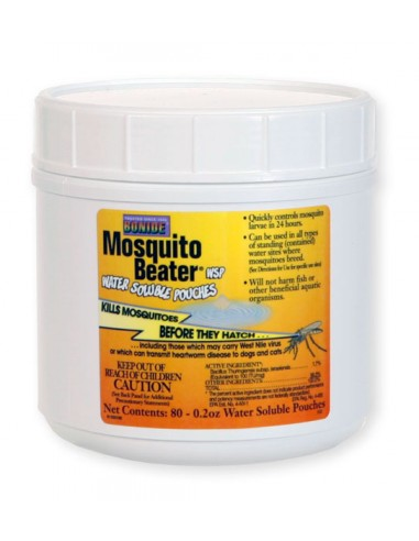 Mosquito Beater Water Soluble Pouches