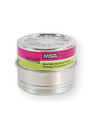 MSA MultiContaminate Combination Respirator Cartridge