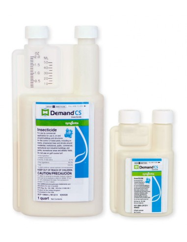 Demand CS Insecticide Concentrate