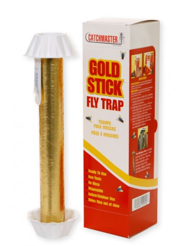 Catchmaster Gold Stick Fly Trap
