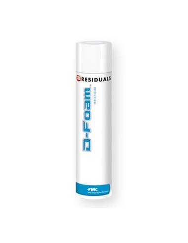 D-Foam Insecticide Aerosol