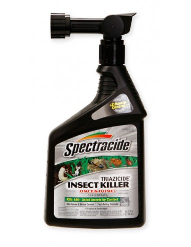 Spectracide Triazicide Insect Killer Concentrate RTS