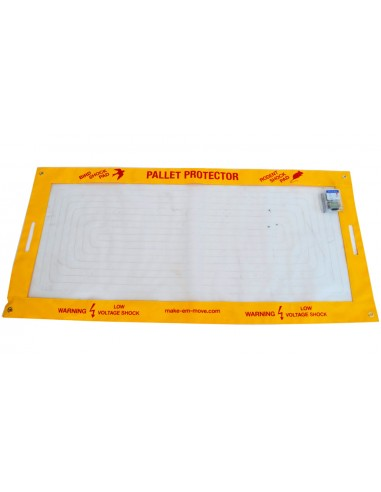 Flock Free Pallet Protector