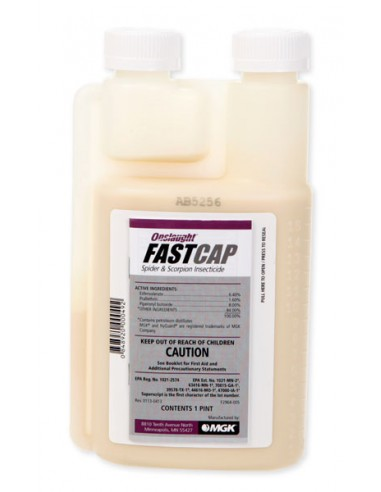 Onslaught FASTCAP Spider Scorpion Insecticide