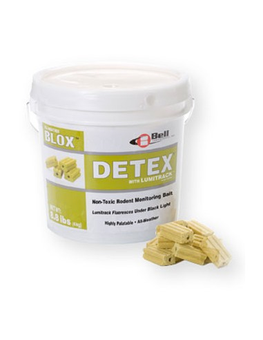DETEX with Lumitrack Biomarker BLOX