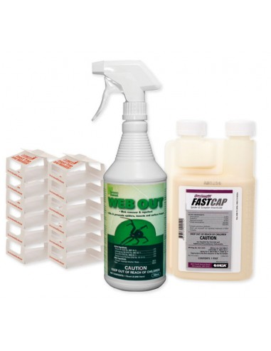 Spider and Scorpion Control Kit