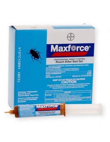 MAXFORCE Professional Insect Control Roach Killer Bait Gel