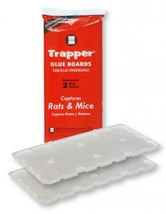 Bell Trapper Glue Board Trap For Rats & Mice