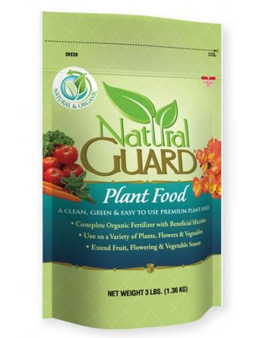 Natural Guard  Plant Food