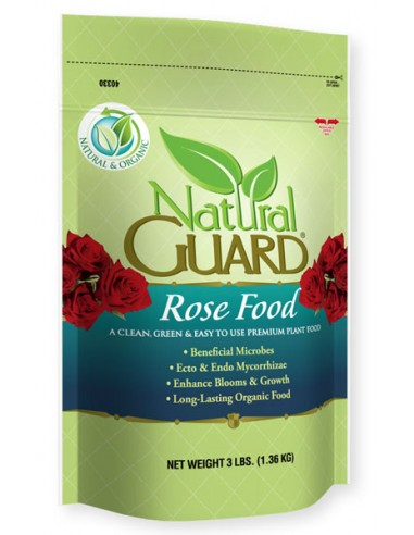 Natural Guard Rose Food
