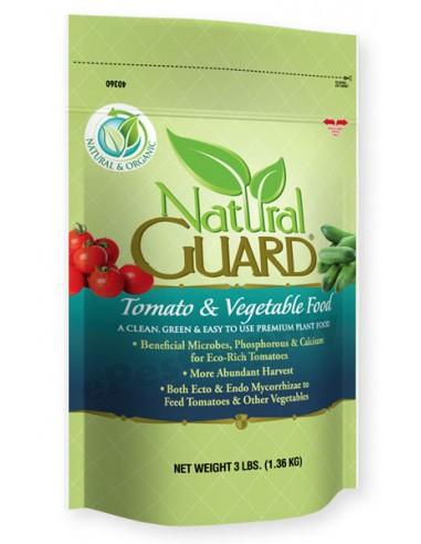 Natural Guard Tomato & Vegetable Food