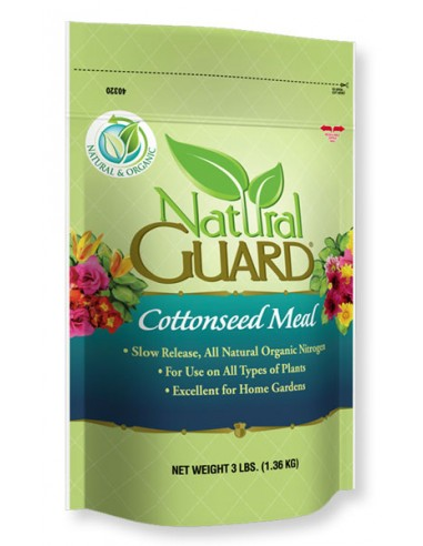Natural Guard Cottonseed Meal