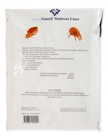 King ActiveGuard Mattress Liner