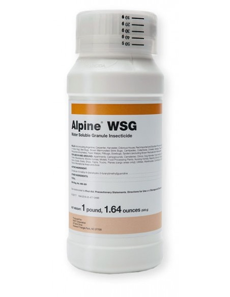 Alpine WSG Insecticide - 500 gram jar