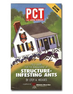 Field Guide For The Management Of Structure Infesting Ants