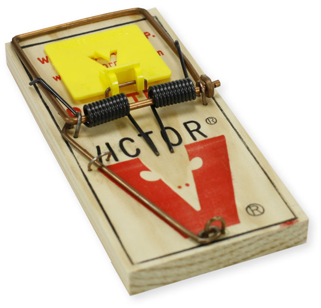 Victor Wooden Rat Trap